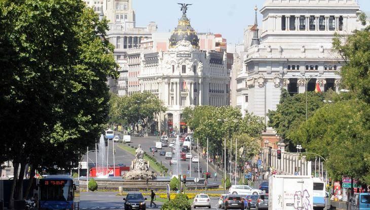 Madrid matricula más de la tercera parte del mercado