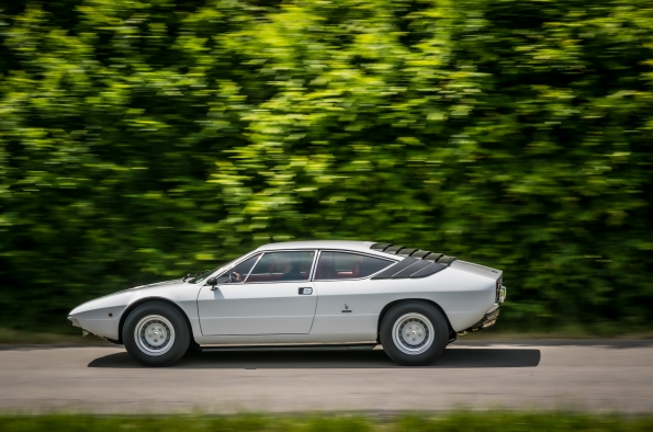 El Lamborghini Urraco celebra su 50 aniversario