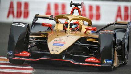Vergne vence en el Principado y Massa sube al podio