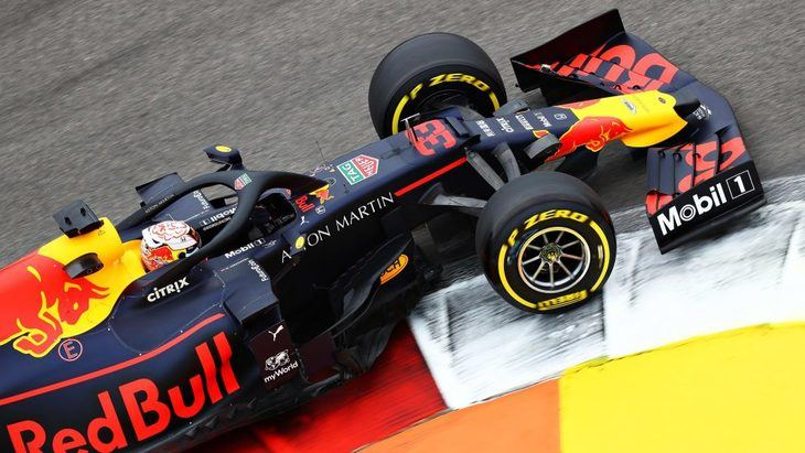GP de Rusia F1 2019: Verstappen sorprende pero será penalizado