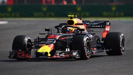 GP de México de F1: Los Red Bull muy superiores en las dos sesiones