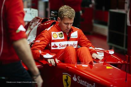 Ferrari avisa