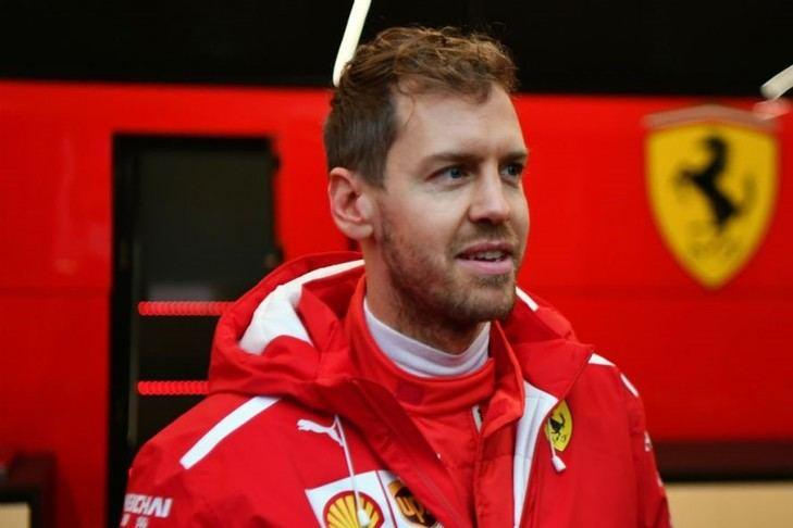 Vettel le echa la culpa a Ferrari por no haber ganado