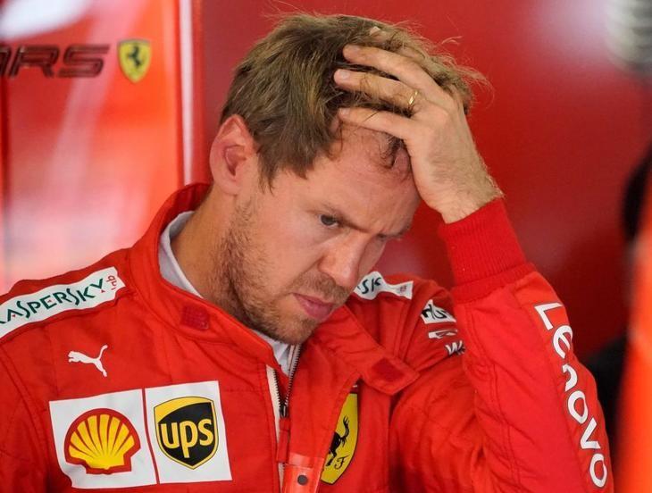Vettel mete miedo y Carlos Sainz cumple con nota