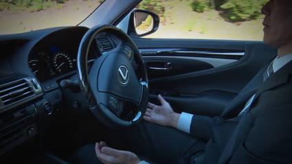 Toyota y su sistema de conducci�n aut�noma