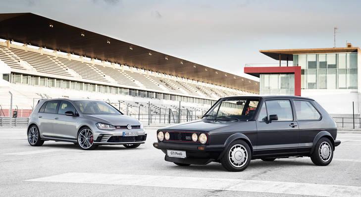 Nuevo VW Golf GTI Clubsport desde: 38.050 euros