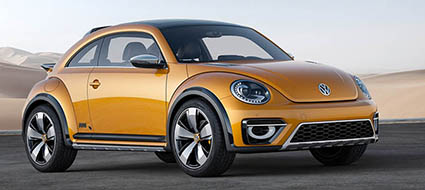 Nuevo Volkswagen Beetle Dune