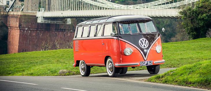 Si quieres un VW Microbus 2 desembolsa 90.000€