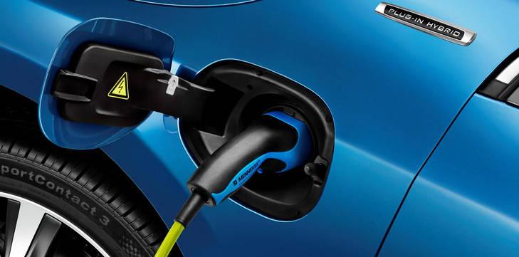 Volvo vuelve a los vehículos eléctricos