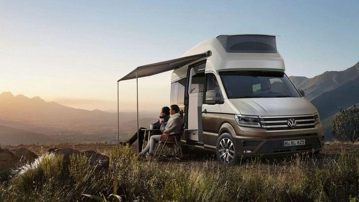 Volkswagen California XXL, la reina de las Camper