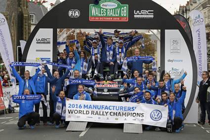 Volkswagen se retira del Mundial de Rallyes (2). Declaraciones