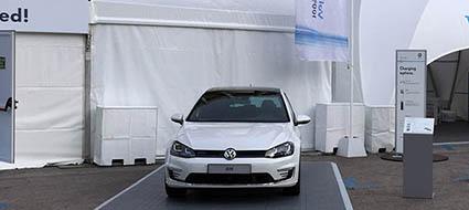 Gama eléctrica de Volkswagen