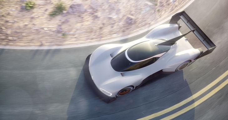 Volkswagen vuelve a Pikes Peak con un coche eléctrico