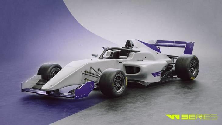 La W Series comenzará el próximo año