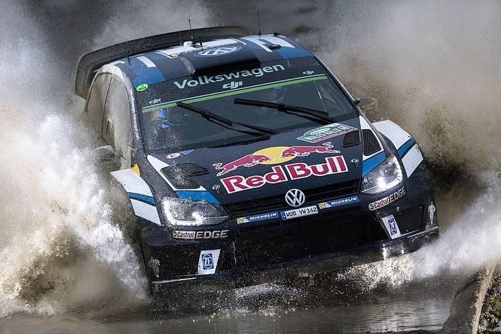 Volkswagen se retira del Mundial de Rallyes