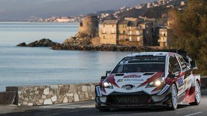 El Rallye de Córcega este fin de semana