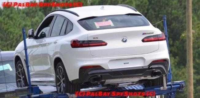 Filtrado el nuevo BMW X4