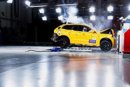 Volvo XC60 se posiciona como el SUV más seguro del mercado