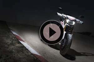 Yamaha MT-09 Street Rally