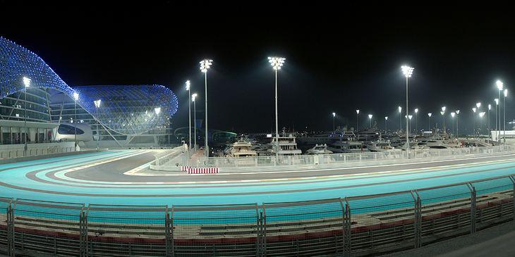 GP de Abu Dhabi: Horarios y neumáticos