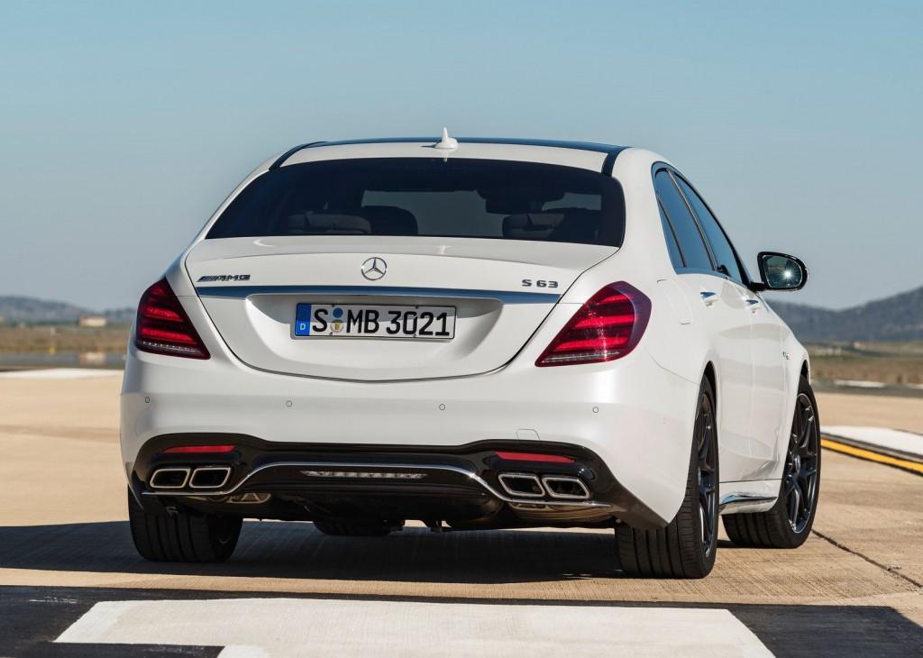 Nuevo Mercedes Clase S 2018 Revista De Coches