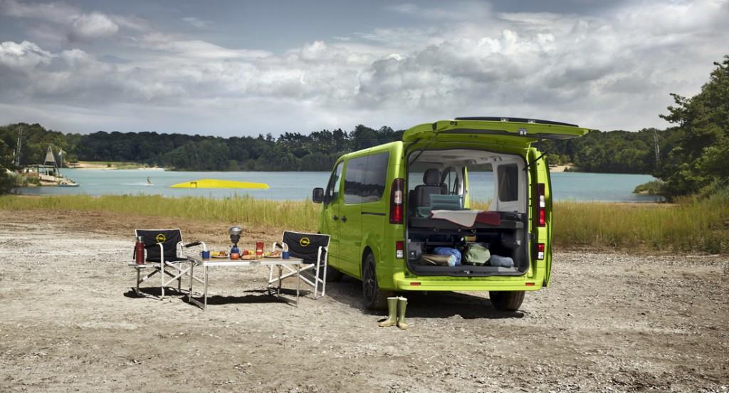 nueva opel vivaro life un hotel sobre ruedas revista de coches. Black Bedroom Furniture Sets. Home Design Ideas