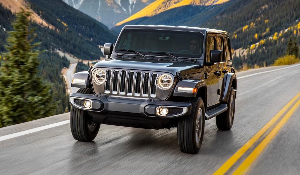 Nuevo Jeep Wrangler 2018 | Revista de coches,