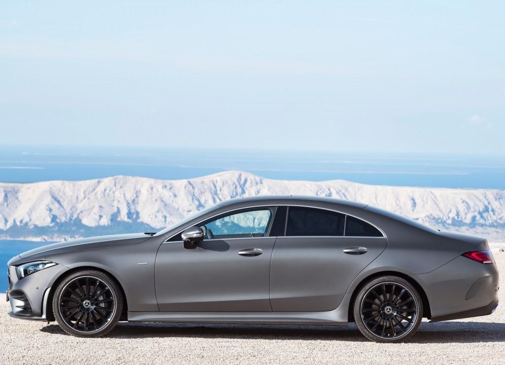 Nuevo Mercedes CLS | Revista de coches,