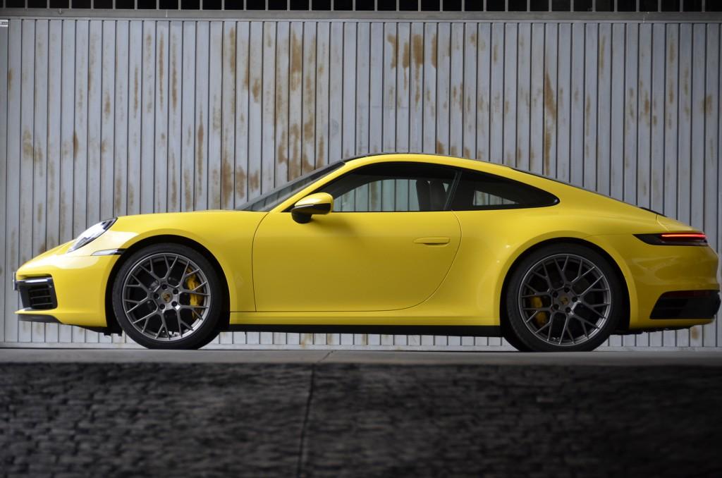 Porsche 911 Carrera 4s Más Grande Y Potente Revista De Coches