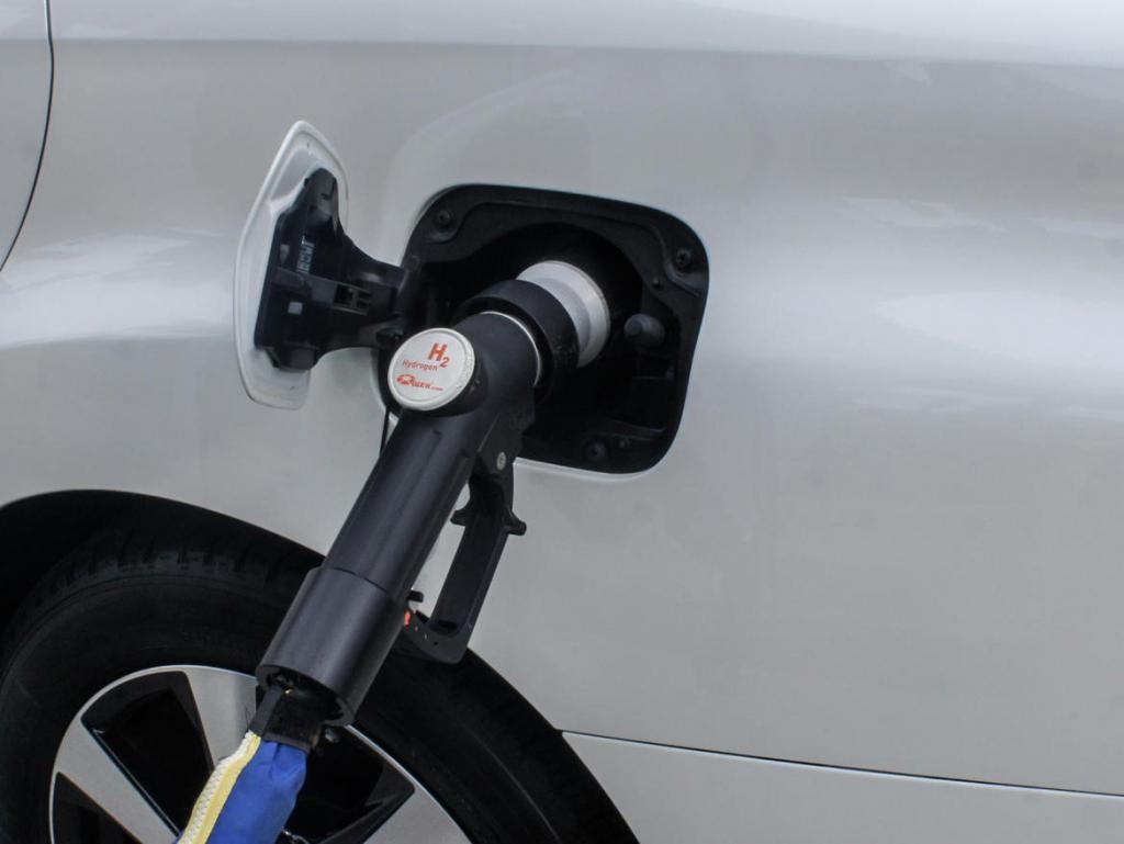 El aceite huele la gasolina el mercedes w204