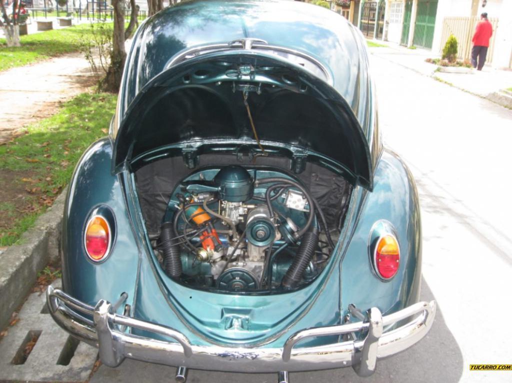 Volkswagen Escarabajo   Revista de coches,