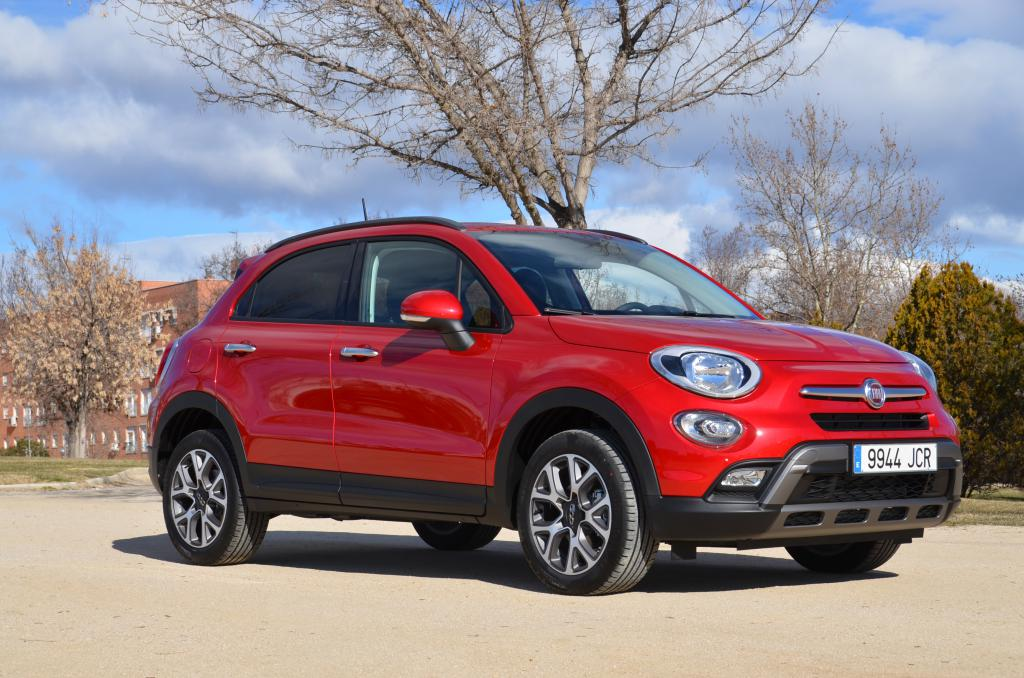 fiat 500x vs jeep renegade revista de coches. Black Bedroom Furniture Sets. Home Design Ideas