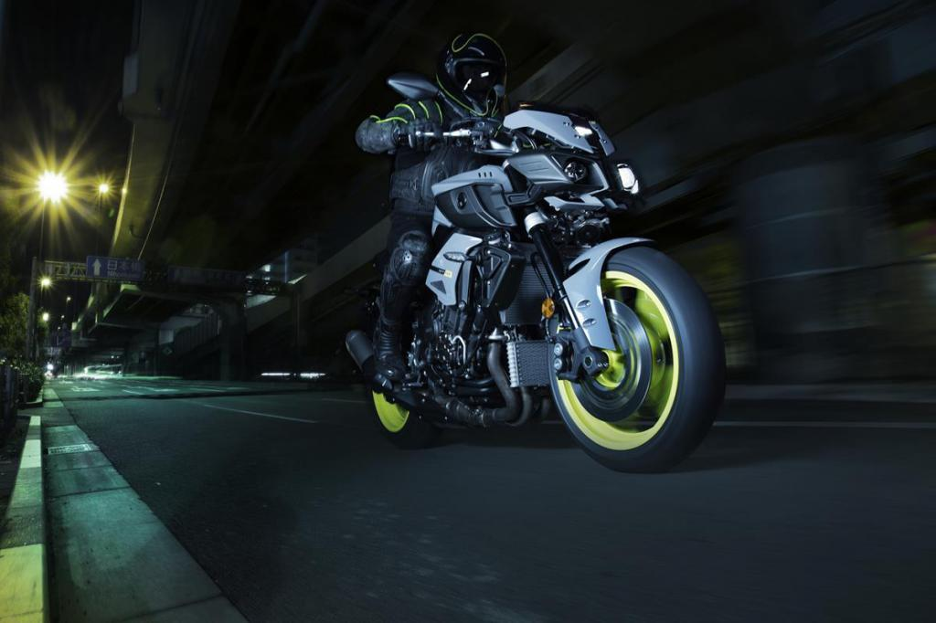 Yamaha MT-10 2017 - Precio, fotos, ficha técnica y motos rivales