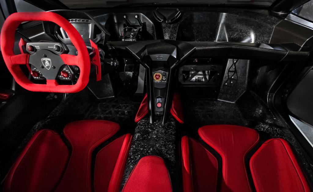 El Lamborghini Sesto Elemento De Un Multimillonario Revista De Coches