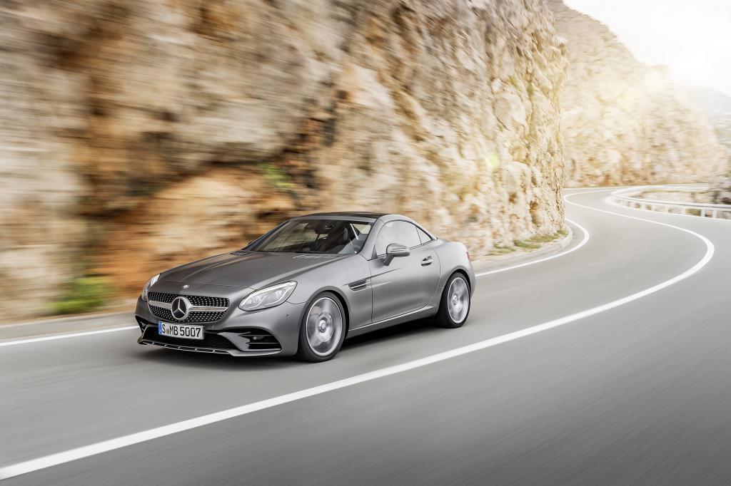El mercedes benz slc desde revista de coches for Mercedes benz 2016 precio