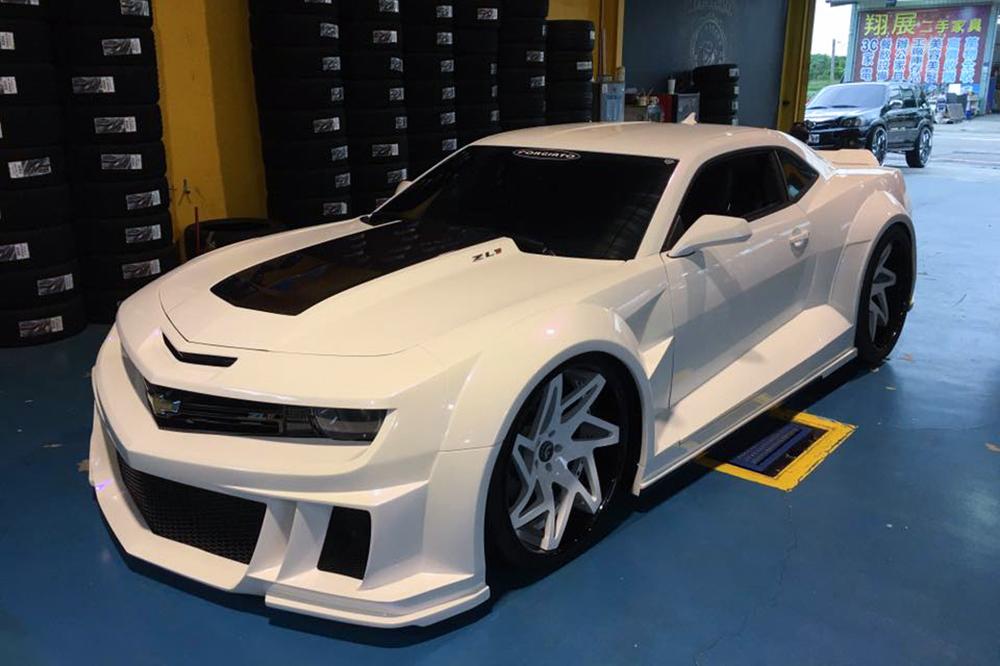 El coche de los Stormtroopers   Revista de coches,