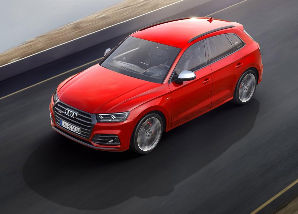 b94a798c2 Nuevo Audi SQ5, el tope de gama de la familia Q5 | Revista de coches,