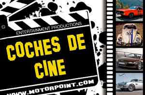 Coches de cine